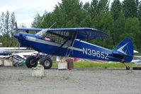 N3965Z @ LHD - 1962 Piper PA-18-150, c/n: 18-7850 at Lake Hood
