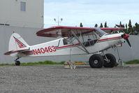 N40463 @ LHD - 1975 Piper PA-18-150, c/n: 18-7509120 at Lake Hood