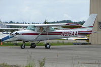 N915AA @ LHD - 1977 Cessna 152, c/n: 15280359 at Lake Hood