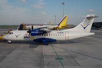 D-BCRN @ LOWW - Intersky ATR42 - by Dietmar Schreiber - VAP
