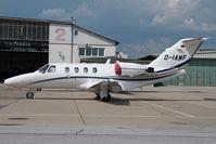 D-IAMF @ LOWW - Cessna 525 Citationjet - by Dietmar Schreiber - VAP