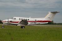 LN-MOI @ LOWW - Beech 200 King Air - by Dietmar Schreiber - VAP