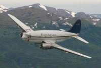 N54514 @ AIR TO AIR - Everts Air Cargo C46