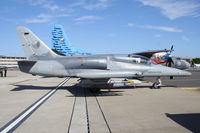 6057 @ EGXW - Aero L-159A ALCA, c/n: 156057 - by Trevor Toone