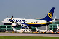 EI-EMH @ EGCC - Ryanair - by Chris Hall