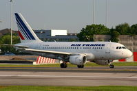 F-GUGN @ EGCC - Air France - by Chris Hall