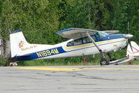 N1694M @ TKA - 1971 Cessna A185E, c/n: 18501879 at Talkeetna