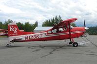 N125KT @ TKA - 1977 Cessna A185F, c/n: 18503494 at Talkeetna