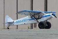 N6549Z @ PATK - 1962 Piper PA-18-150, c/n: 18-7879 at Talkeetna