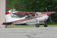 N4786Q @ PATK - 1978 Cessna A185F, c/n: 18503556 at Talkeetna
