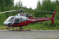 N403AE @ TKA - 2000 Eurocopter AS 350 B3, c/n: 3281 at Talkeetna