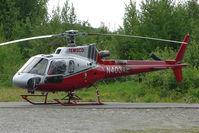 N403AE @ TKA - 2000 Eurocopter AS 350 B3, c/n: 3281 at Talkeetna