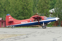 N565TA @ PATK - 1954 Dehavilland DHC-3, c/n: 46 at Talkeetna