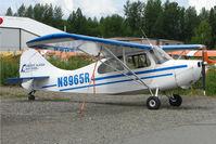 N8965R @ PATK - 1960 Aeronca 7JC, c/n: 7JC-11 at Talkeetna