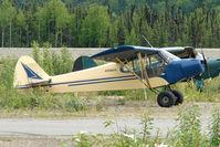 N70604 @ PATK - 1946 Piper J3C-65, c/n: 17613 at Talkeetna