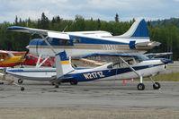 N2171Z @ PATK - 1970 Cessna 180H, c/n: 18052136 at Talkeetna