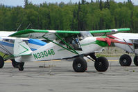 N3304B @ PATK - 1956 Piper PA-22, c/n: 22-2119 at Talkeetna