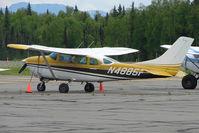 N4885F @ PATK - 1966 Cessna U206A, c/n: U206A-0585 at Talkeetna