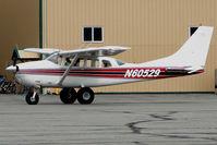 N60529 @ PATK - 1973 Cessna U206F, c/n: U20602030 at Talkeetna