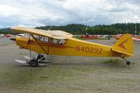 N4023Z @ PATK - 1963 Piper PA-18-150, c/n: 18-7975 at Talkeetna