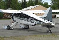 N95DG @ PATK - 1954 Dehavilland DHC-2 MK. I(L20A), c/n: 572 at Talkeetna