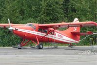 N929KT @ PATK - 1965 Dehavilland DHC-3, c/n: 461 of K2 Aviation at Talkeetna