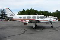 N27663 @ PATK - 1978 Piper PA-31-350, c/n: 31-7852094 at Talkeetna