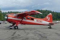 N121KT @ PATK - 1958 Dehavilland DHC-2 MK. I(L20A), c/n: 1407 at Talkeetna