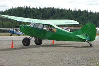 N85194 @ PATK - 1946 Aeronca 7AC, c/n: 7AC-3927 at Talkeetna
