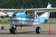 N2131F @ PATK - 1964 Cessna U206, c/n: U206-0331 at Talkeetna