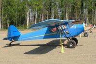 N95519 @ PAUO - 1946 Taylorcraft BCS12D-4-85, c/n: 7819 at Willow AK