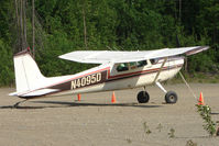 N4095D @ PAUO - 1957 Cessna 182A, c/n: 34795 at Willow AK