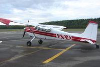 N5304D @ PASX - 1958 Cessna 180A, c/n: 50202 at Soldotna