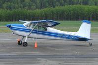 N5372D @ PSXQ - 1958 Cessna 180A, c/n: 50270 at Soldotna