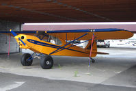 N44YY @ PASX - 1979 Piper PA-18-150, c/n: 18-7909069 at Soldotna