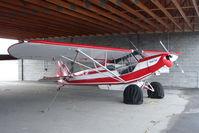 N1930A @ PASX - Piper PA-18, c/n: 18-1768 at Soldotna