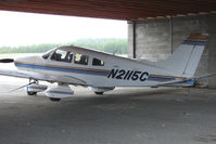 N2115C @ PASX - 1979 Piper PA-28-236, c/n: 28-8011053 at Soldotna