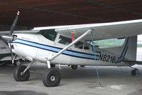 N8216J @ PASX - 1976 Cessna A185F, c/n: 18502864 at Soldotna