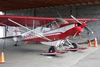 N3080Z @ PASX - 1959 Piper PA-18A 150, c/n: 18-7131 at Soldotna