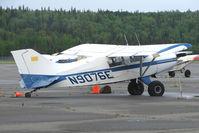 N9076E @ PASX - 1977 Maule M-5-235C, c/n: 7084C at Soldotna