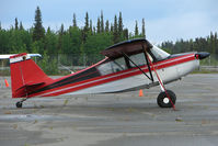 N11718 @ PASX - 1972 Bellanca 7GCBC, c/n: 375-72 at Soldotna - by Terry Fletcher