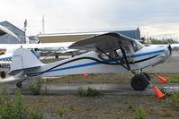 N94964 @ PASX - 1946 Taylorcraft Aviation Corp 19, c/n: 9364 at Soldotna