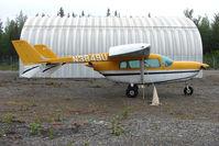 N3849U @ PASX - 1963 Cessna 336, c/n: 336-0149 at Soldotna