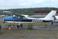 N2892L @ PASX - 1967 Cessna 172H, c/n: 17256092 at Soldotna