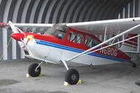 N68DG @ PASX - 1995 American Champion Aircraft 7GCBC, c/n: 1208-95 at Soldotna