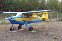 N2838Z @ PASX - 1959 Piper PA-22-160, c/n: 22-6833 at Soldotna