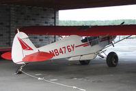 N8476Y @ PASX - 1970 Piper PA-18-150, c/n: 18-8873 at Soldotna