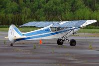 N7146K @ PASX - 1950 Piper PA-18, c/n: 18-363 at Soldotna