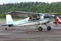 N9128T @ PASX - 1959 Cessna 180B, c/n: 50628 at Soldotna