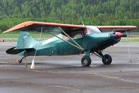 N4739T @ PASX - 1964 Maule BEE DEE M-4-210, c/n: 1003 at Soldotna